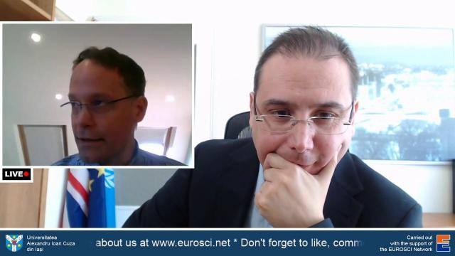 Embedded thumbnail for Giacomo Benedetto: The history of the EU budget   EUROSCI Network Lecture