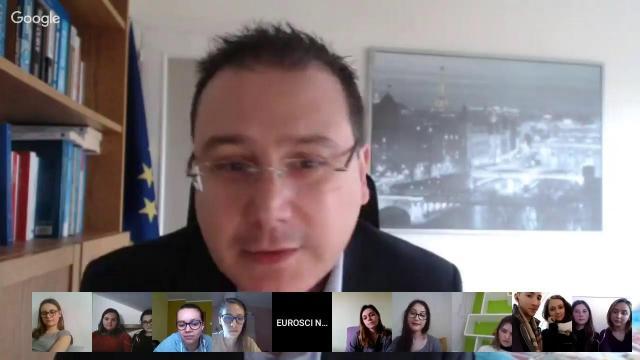 Embedded thumbnail for Procesul de elaborare a politicilor UE   Politici funcționale europene - RISE3 - Curs 2